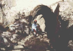 Shaft at Arsameia